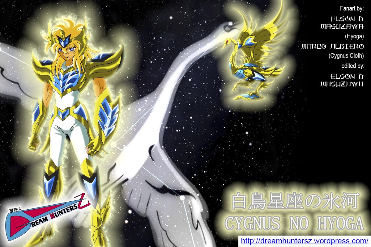 Cygnus no Hyoga - Shinsei Bronze Cloth - Gold Version